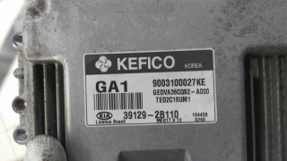 Kia Ceed 1.6