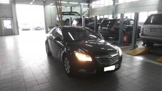 Opel Insignia 2.0T
