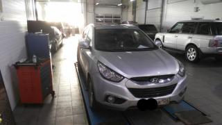 .Hyundai IX35 2.0CRD