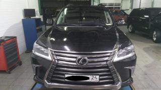Lexus 450D