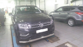 Volkswagen Amarok 3.0 TDI